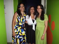 Eu, minha maninha Miriam e prima Kelly