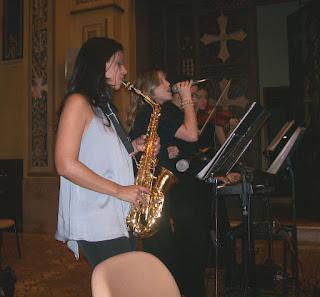 Eu, Élvia, Luciano e Marina