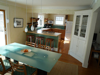 Dining Room / Kitchen