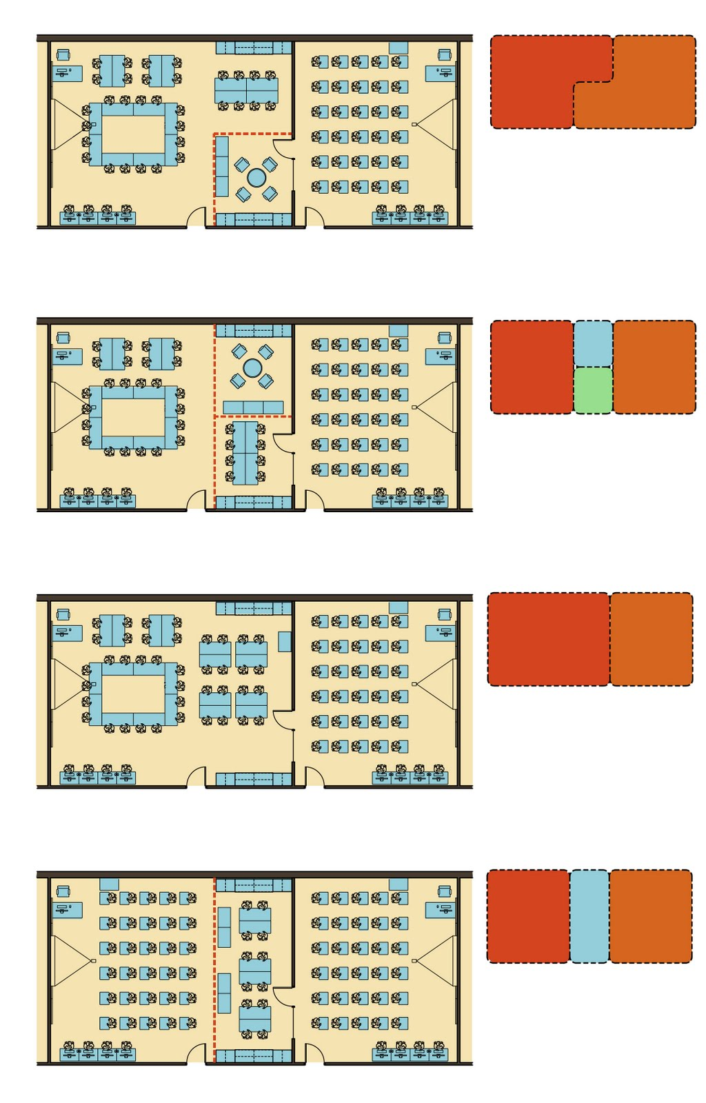 High School Classroom Design Layout ~ Bedford high school additional classroom layouts