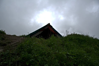 Posted by Ripple (VJ) : Tent at Kali Ghati @ Shrikhand Mahadev