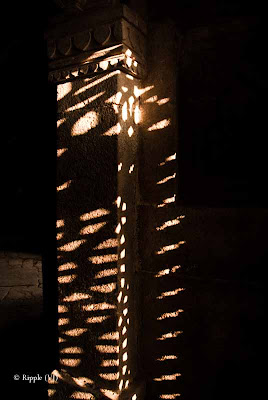 Posted by Ripple (VJ) :  Humayun's Tomb, Delhi : Light pattern created by The actual tomb of Humayun - the second Mughal emperor.Side view of Humayun's TombEntry for main Tomb...Series of pillars @ Humayun's Tomb, DelhiHumayun's Tomb is very well maintained...Light passing through a window @ Humayun's Tomb, DelhiBeautiful light pattern created by jaali in window @ Humayun's Tomb, DelhiLight pattern created by window light in a pillar @ Humayun's Tomb, DelhiLight pattern inside water body in front of Humayun's Tomb, Delhiwindow light in a pillar @ Humayun's Tomb, Delhi
