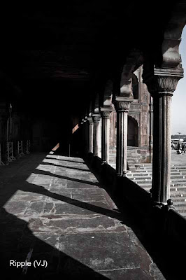 Posted by Ripple (VJ) : Delhi 6 - Jama Masjid :