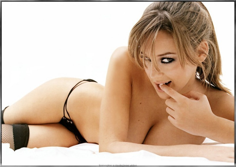 keeley hazell sex tapes