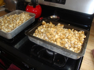 Popcorn is a favorite snack around here.  We love to have popcorn and movie nights especially in the winter. Have you ever wondered what the difference is between popcorn and field corn?  National Popcorn Day is January 19th and what better way to celebrate than with a lists of some of my favorite popcorn recipes and some fun facts about popcorn?;)