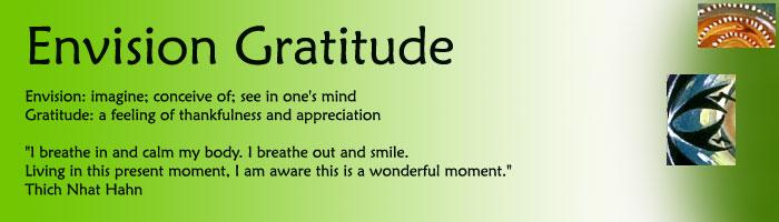Envision Gratitude