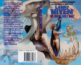 Bear Alley: Larry Niven Cover Gallery Part 1