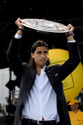SAMI KHEDIRA. Posted by Gusti at 6:10 PM No comments: