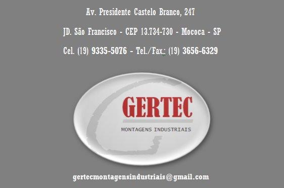 GERTEC Montagens Industriais