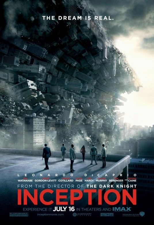 Movies & Series Collection with subtitles: Inception [2010] DVD Rip ...
