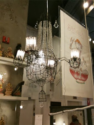 ABC Home Chandelier