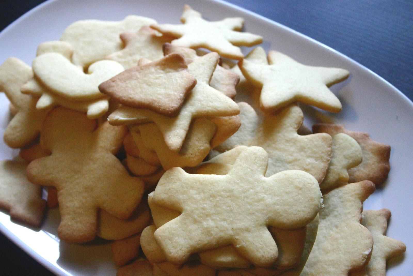 5 простых рецептов печенья для детей - FO