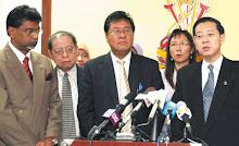 MB Selangor Sentiasa Dikepung DAP