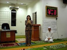DAP  Bagi Tazkirah Dalam  Surau