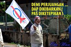 PAN Sanggup Jadi Balaci DAP