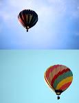 She loves: blue skies + colours