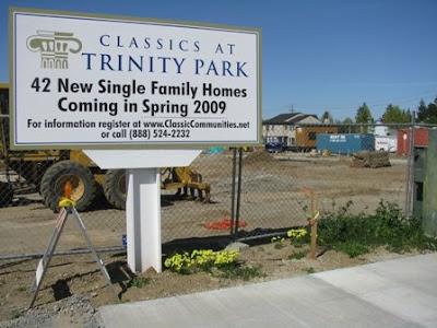 Trinity Park Classic Communities