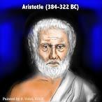 Aristotle(BC 384)