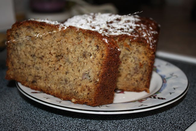 Find the Time: Super Moist Banana Bread