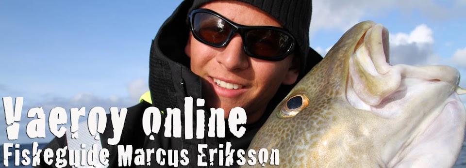 Vaeröy Online Fiskeguide Marcus