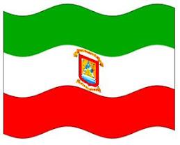 Bandera del Cantón Montecristi