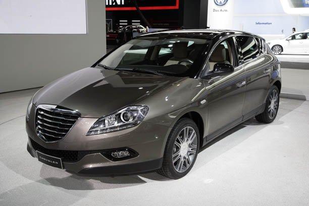 Chrysler lancia delta 2011