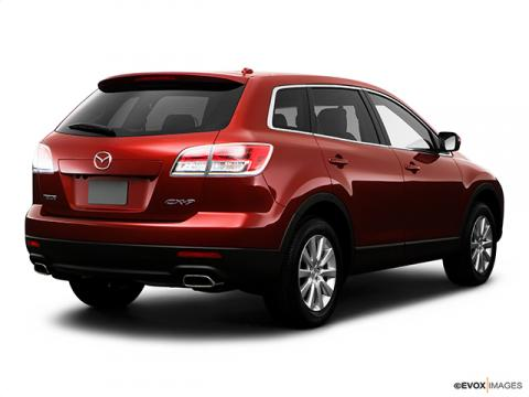 crossover suv 2009 mazda cx 9 new cars used cars tuning. Black Bedroom Furniture Sets. Home Design Ideas