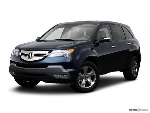 Acura   on Premium Midsize Suv Of 2009 Acura Mdx New Cars  Used Cars  Tuning