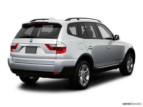2009 bmw x3 premium compact luxury suv new cars used cars. Black Bedroom Furniture Sets. Home Design Ideas