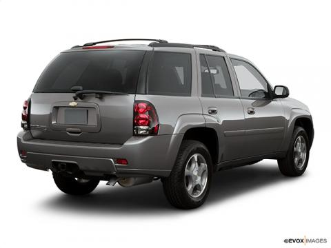 chevrolet trailblazer. 2009 Chevrolet TrailBlazer