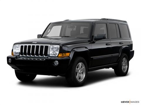 2009 jeep commander midsize suv new cars used cars. Black Bedroom Furniture Sets. Home Design Ideas