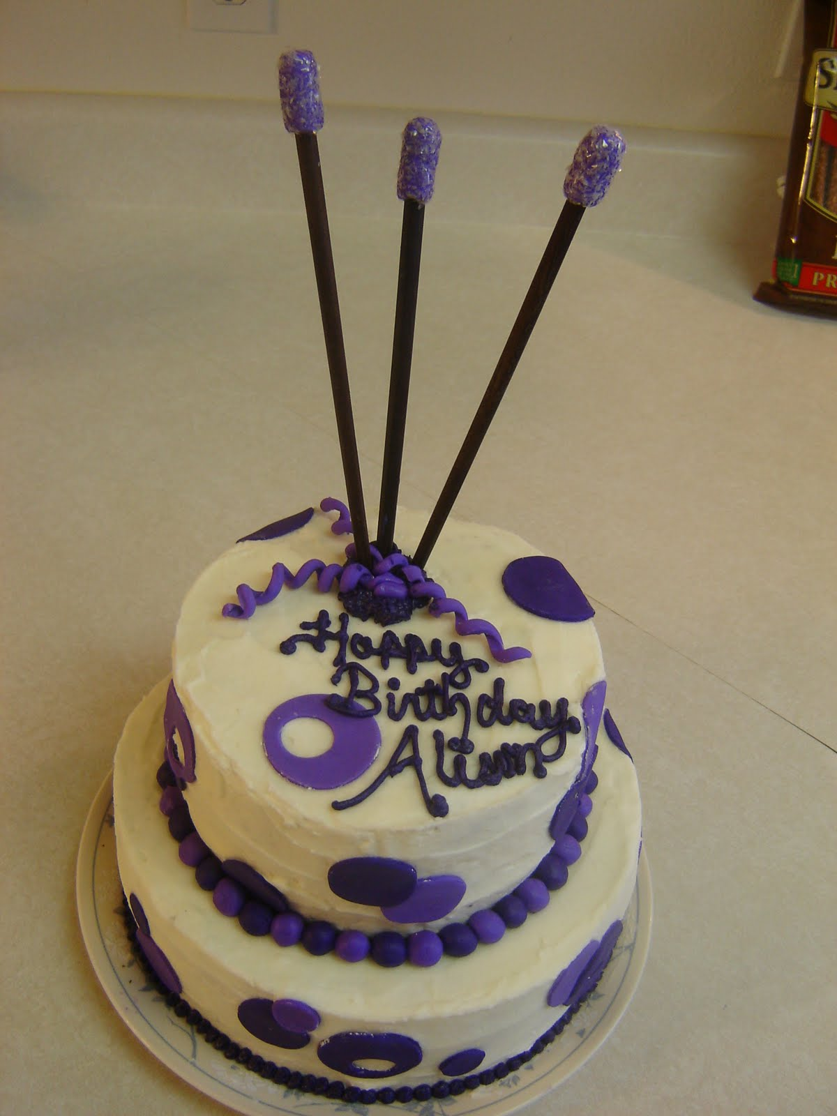 Delectable Cakes Wizard Cake