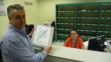 Registro de la Consejeria de Justicia 18 Junio 2009