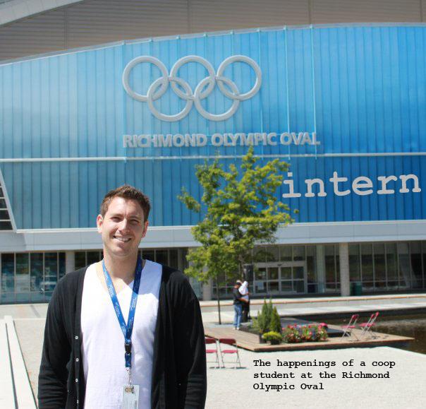 Olympic Oval Intern