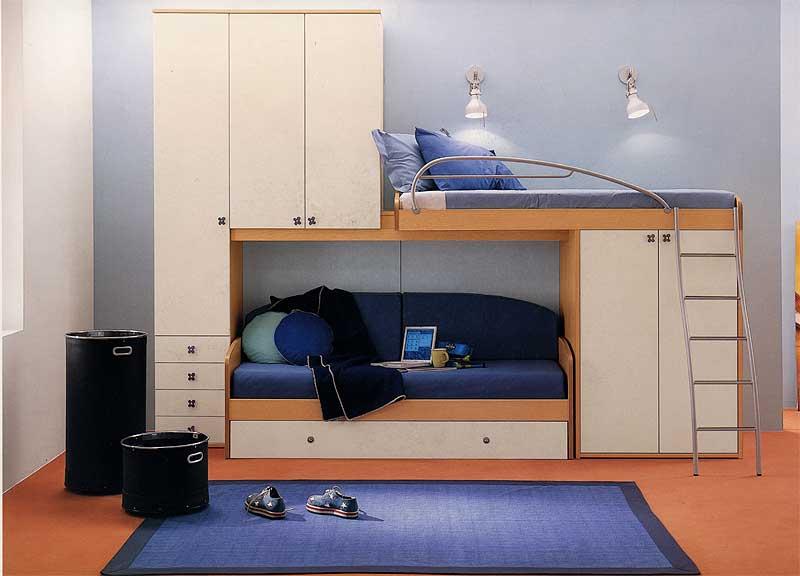 Дизайн детской комнаты для 2 мальчика