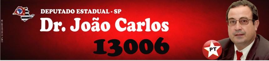 Deputado Estadual - Dr. João Carlos 13006