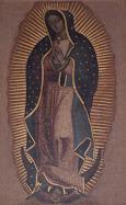 Virgen de guadalupe del Carrizal