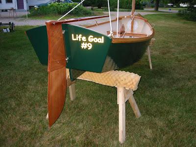 Life Goal #9 Jimmy Skiff