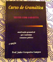 GRAMÁTICA DO PROFESSOR JADER CAMPOS