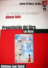 Presentación en Las Rozas (Madrid)