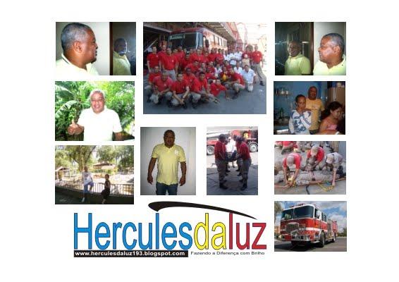 Hercules da LUZ nas atividades