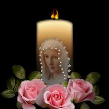 Virgen que traje del blogg de ADRI22
