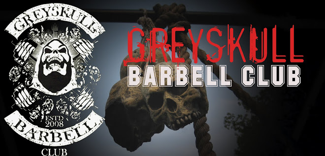 Greyskull Barbell Club