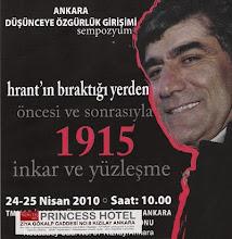 1915 - İnkar ve Yüzleşme