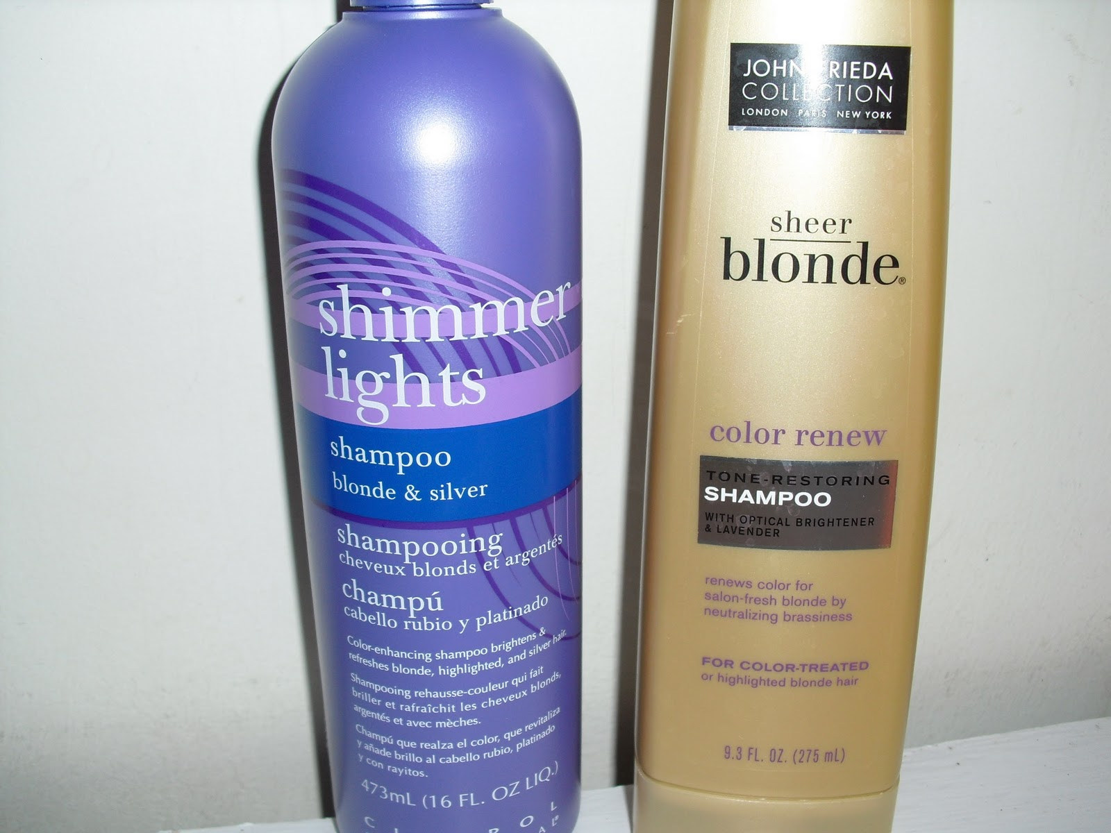 light shampoo lights blonde shimmering com sleekshop clairol shimmer silver products