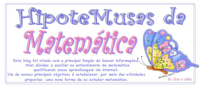 HipoteMusas da Matemática