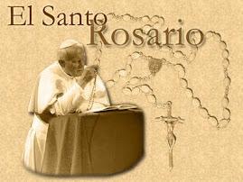 Santo Rosario con voz de Juan Pablo II