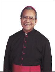 Obispo auxiliar D. Juan Frausto Pallares