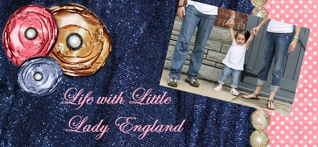 The Life of Little Lady England