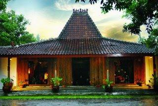 gambar rumah adat di indonesia on dinDing ArsitektuR: FILOSOFI RUMAH JAWA (JOGLO)